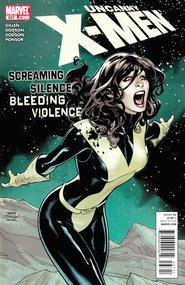 Uncanny X-Men (1963) #537