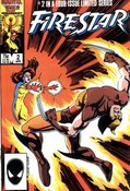Firestar (1986) #2 cover