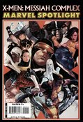 Marvel Spotlight: X-Men - Messiah Complex #1 cover