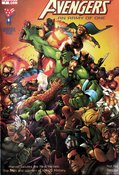 New Avengers: American Armed Forces Exclusive #7 cover