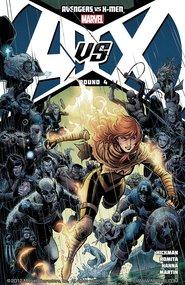 Avengers Vs. X-Men (2012) #4