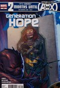 Generation Hope  (2010) #16 cover