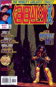 Generation X (1994) #31