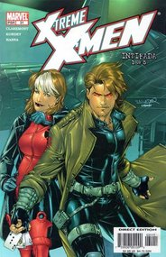 X-Treme X-Men (2001) #31 cover