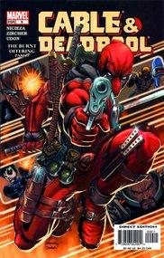 Cable & Deadpool (2004) #9