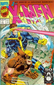 X-Men (1991) #1
