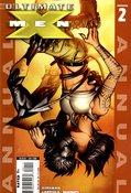 Ultimate X-Men Annual (2006) #2 cover