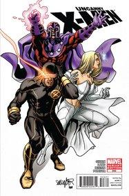 Uncanny X-Men (1963) #543