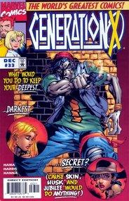 Generation X (1994) #33
