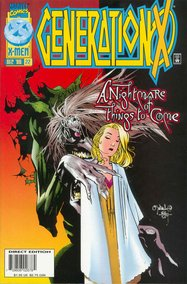 Generation X (1994) #22 cover