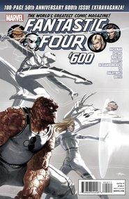 Fantastic Four (1961) #600