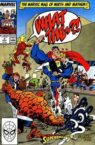 What The--?! (1988) #2