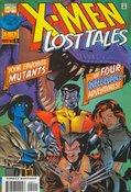 X-Men: Lost Tales (1997) #2 cover