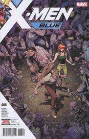 X-Men: Blue (2017) #6