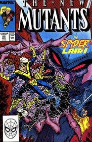 New Mutants (1983) #69