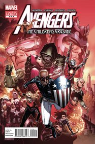 Avengers: The Children's Crusade (2010) #9