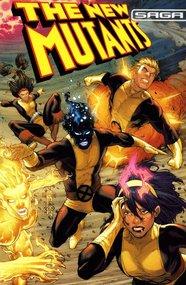 New Mutants Saga (2009) #1