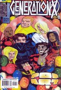 Generation X (1994) #37 cover