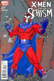 X-Men: Prelude to Schism (2011) #2