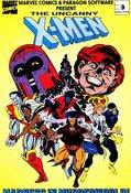 Uncanny X-Men: Madness in Murderworld (1989) #1 cover