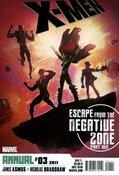 Uncanny X-Men Annual (2009) #3 cover