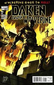 Daken: Dark Wolverine (2010) #1