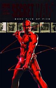 Secret War (2004) #5