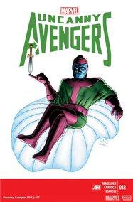 Uncanny Avengers (2012) #12