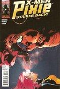 X-Men: Pixie Strikes Back (2010) #3 cover