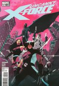 Uncanny X-Force (2010) #2 cover