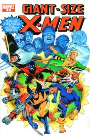 Giant-Size X-Men (2005) #3