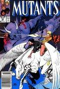 New Mutants (1983) #56 cover