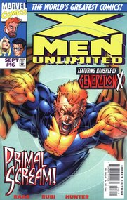 X-Men Unlimited (1993) #16