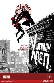 Uncanny X-Men (2013) #31 cover