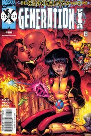 Generation X (1994) #68 cover
