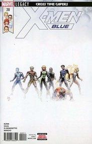 X-Men: Blue (2017) #20