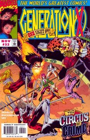 Generation X (1994) #32