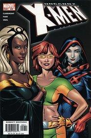 Uncanny X-Men (1963) #452