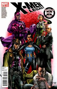 X-Men Legacy (2008) #250 cover