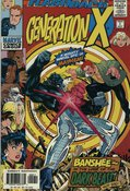Generation X (1994) #-1 cover