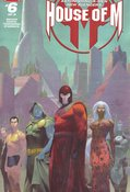 House of M (2005) #6 cover