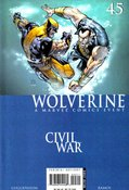 Wolverine (2003) #45 cover
