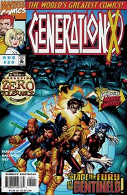 Generation X (1994) #29