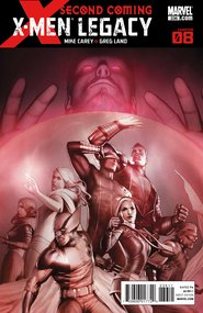 X-Men Legacy (2008) #236 cover