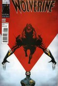 Wolverine (2010) #8 cover