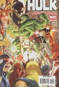 Hulk and Power Pack (2007) #4 cover