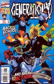 Generation X (1994) #46