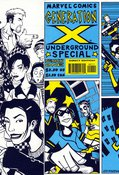 Generation X Underground Special (1998) #1 cover