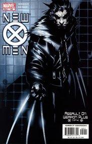 New X-Men (2001) #142