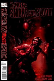 X-Men: Curse of the Mutants - Smoke & Blood (2010) #1
